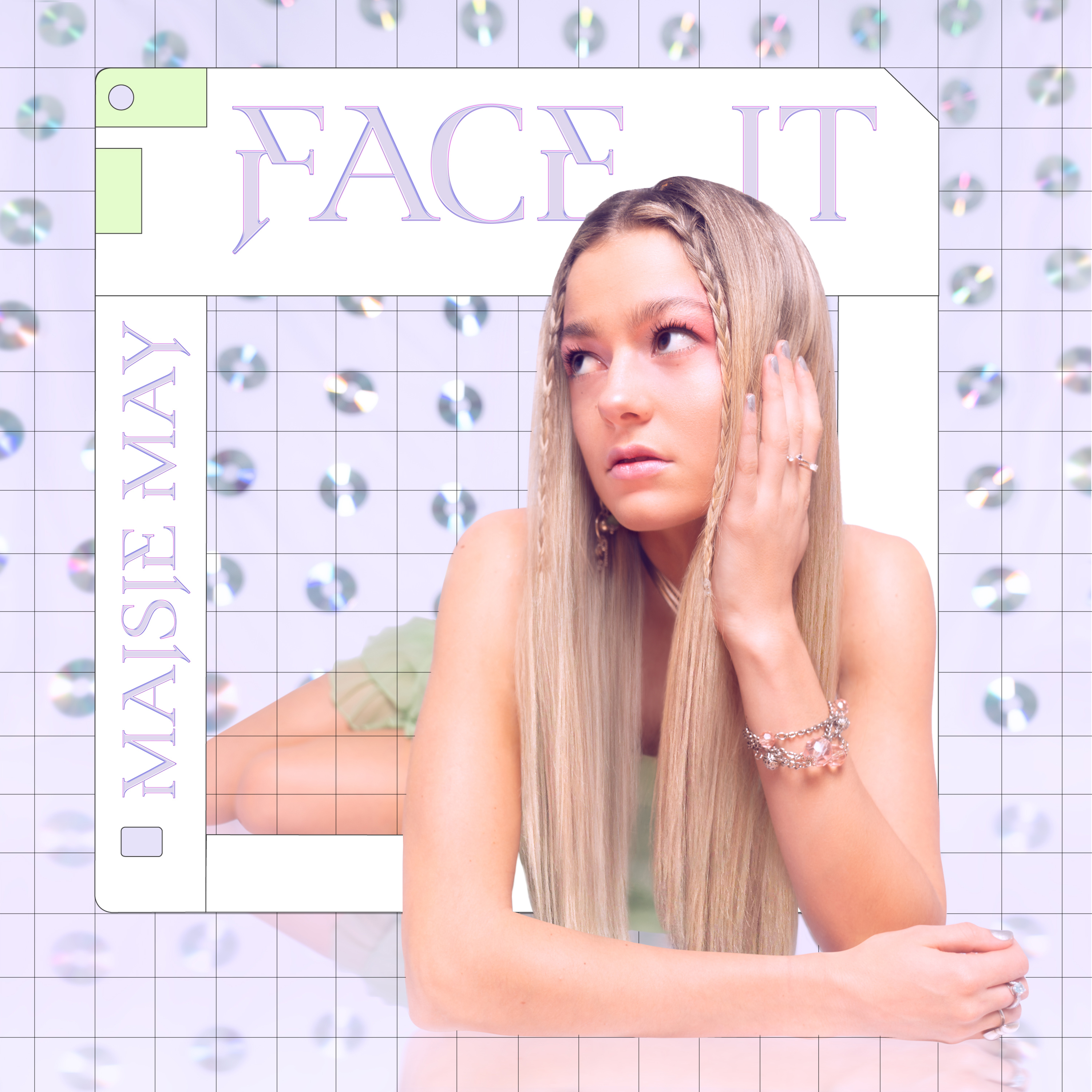 'Face It' the EP is out now on all streaming platforms!