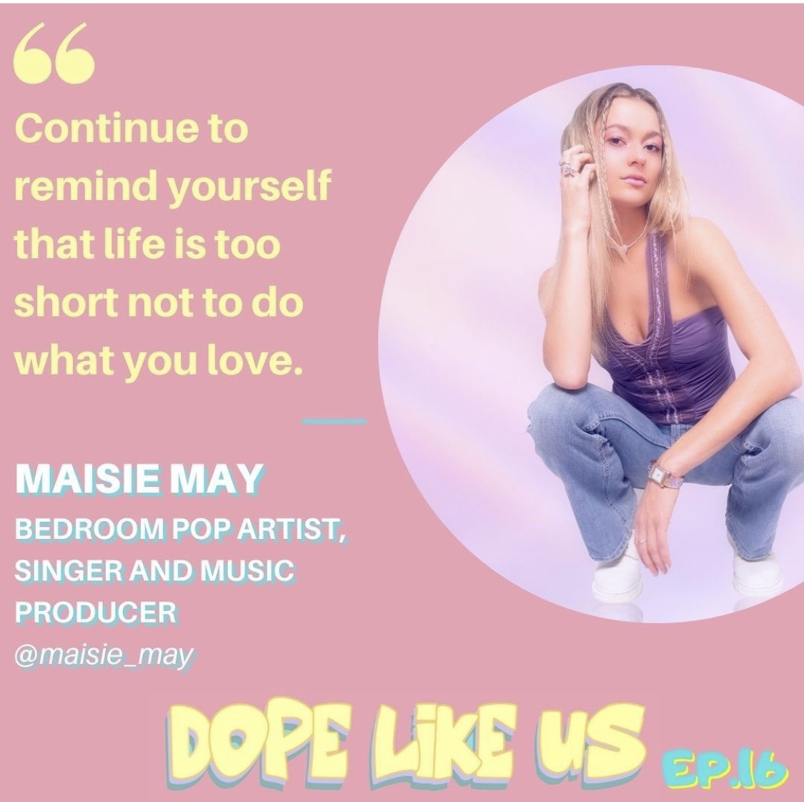 Interview: Dope Like Us Podcast