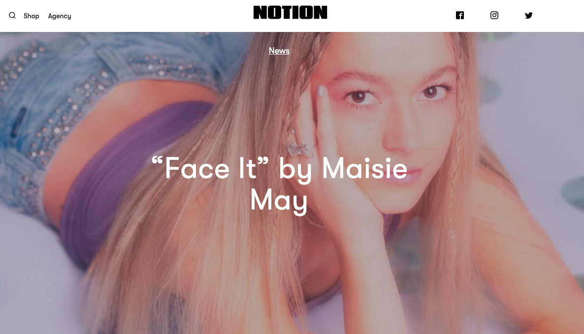 Review: Notion Magazine